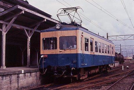 福井鉄道南越線